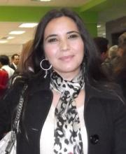 La síndica Diana Méndez estuvo es desacuerdo con los ediles que sólo permitieron que en dos días la gente sepa que puede obtener una canasta de alimentos. Foto: FPI