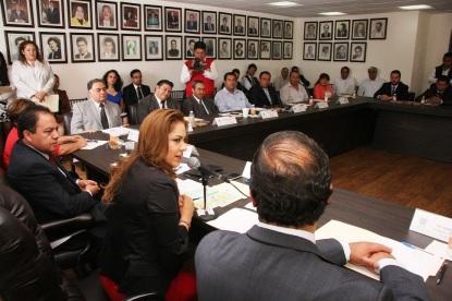 Sandra Méndez confió en que el órgano fortalecerá todas las políticas encaminadas a agilizar los trámites y procesos administrativos que permitan beneficiar no sólo a la población con la generación de más y mejores empleos, sino también la productividad de empresarios e inversionistas