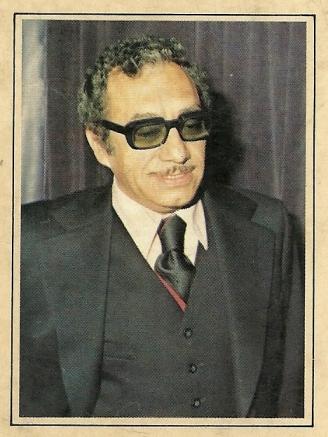 Manuel Buendía. Foto de su libro La CIA en México.
