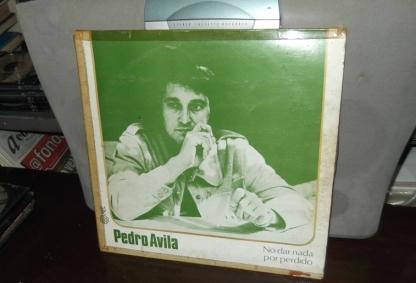 Los arreglos de este álbum estuvieron a cargo de Jorge Buenfil y del propio Ávila, del año de 1976. Foto: Jorge Villa