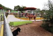 La Granja Didáctica un domingo, en que es más visitado el Parque Ecológico Ehécatl. Foto: Archivo Jorge Villa