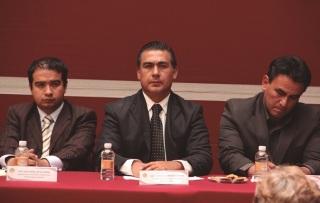 El diputado Octavio Martínez considera que el mando de los operativos debe estar a cargo de elementos de la Marina. Foto: CSOMV