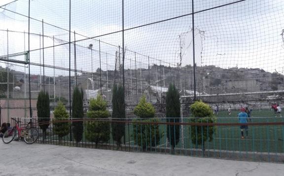 Lugar de esparcimiento deportivo y recreativo que también ofrece servicio para Master 7 Foto: Jorge Villa