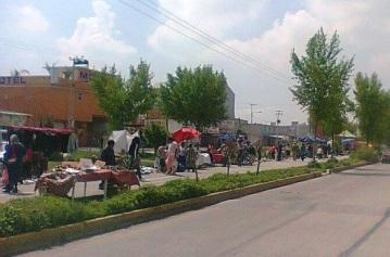 Los vecinos de al menos  tres comunidades no pueden transitar libremente por la ciclopista. Foto: Archivo