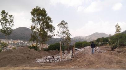 Parte oriente de la Sierra de Guadalupe. Fotos: Archivo