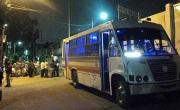 Las víctimas viajaban en la  unidad perteneciente a la línea México-Tizayuca con placas de circulación 986-HV-3  y número económico 456. Foto: Tomado de Reforma