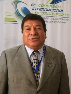 Alejandro Luna Becerra, coordinador del Grupo Movilidad de Vanguardia (Mova). Foto: Difunet