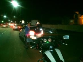 En Coacalco elementos de tránsito detienen vehículos con cualquier pretexto