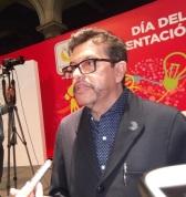 Alejandro Alonso Aguirre, escritor y productor de la serie