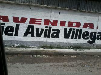 Hay calles que ya tienen el nombre. Foto: Reporteros en Movimiento
