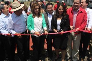 Laura Mitzi Barrientos, delegada federal de la Secretaría del Medio Ambiente y Recursos Naturales (Semarnat) en el Estado de México,
