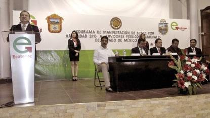 Personal capacitado de la Contraloría Interna acude a las dependencias del Ayuntamiento para brindar atención adecuada, dijo el alcalde Pablo Bedolla. Foto: C. S.