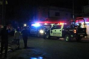 La agresión ocurrió en las calles Emiliano Zapata e Ignacio López Rayón, en la colonia aproximadamente a las 23:00 horas. Foto: Tomada de REFORMA