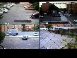 Videos obtenidos de las cámaras que vigilan los vecinos