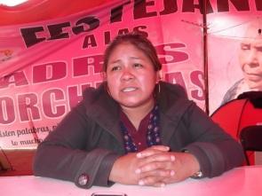 La dirigente Camelia Domínguez considera que el 90 por ciento de su pliego petitorio no se ha cumplido