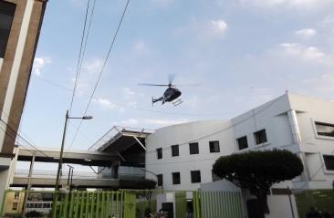 Edificio anexo de la alcaldía de Ecatepec donde se ubica la dirección de la Policía municipal. Foto: Archivo