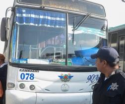 Han incrementado mayor vigilancia en la zona por los frecuentes ataques al transporte. Foto: Archivo