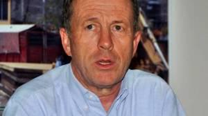 José Luis Luege en imagen de archivo.