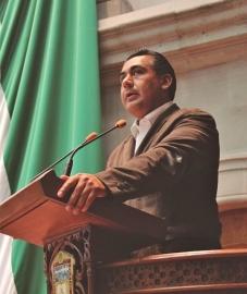 El legislador Octavio Martínez advirtió que la reforma electoral secundaria aún deja pendientes que resulta necesario solventar. Foto: CSPRD