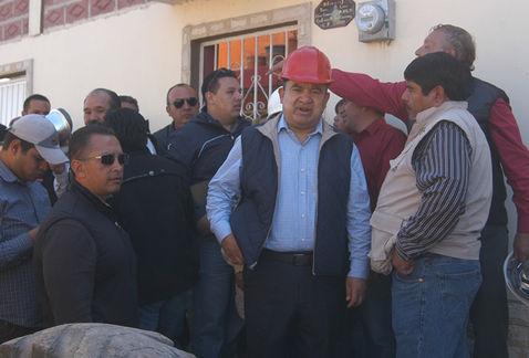 Estudiantes exigen a las autoridades de Ecatepec cese la represión, abusos y extorsiones de la policía municipal. Foto: Archivo