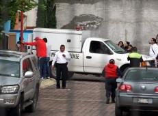 Los cuerpos fueron hallados en una vivienda de la colonia La Joya. Foto: Tomado de Reforma