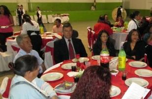 Parte de los integrantes del Copaci de San Cristóbal, en Ecatepec. Foto: Archivo
