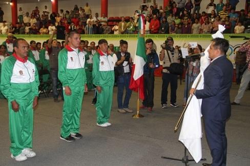 Fernando platas y los atletas