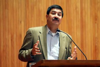 Javier Corral Jurado, senador
