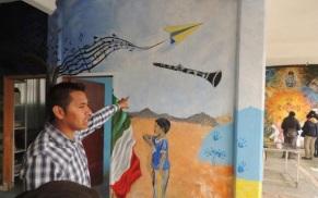 El Millotl se inaugurará el próximo 27 de julio, dijo el delegado Miguel Ángel Osorio