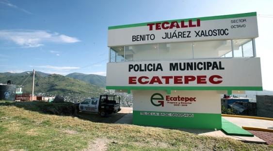 Módulo perteneciente al Sector Octavo. Foto: C. S. Ecatepec