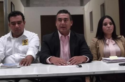 El diputado Octavio Martínez señaló que el primer responsable es el presidente municipal de Ecatepec, Pablo Bedolla. Fotos: Jorge Villa