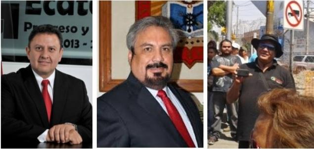 Protec, Fernando Caballero y Arturo