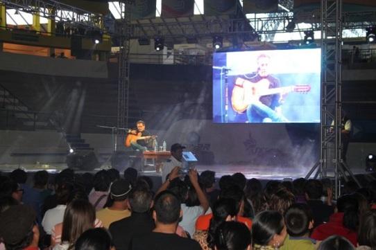 Los eventos artísticos son también un gran atractivo para todos los públicos. Fotos: Difunet