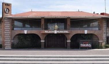 Palacio municipal de Coacalco. Foto: Internet