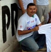 Benito Jaimes Alpízar, presidente del Comité Municipal del PRD en Luvianos. Foto: Facebook