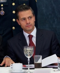 Presidente, Enrique Peña Nieto. Foto: Presidencia