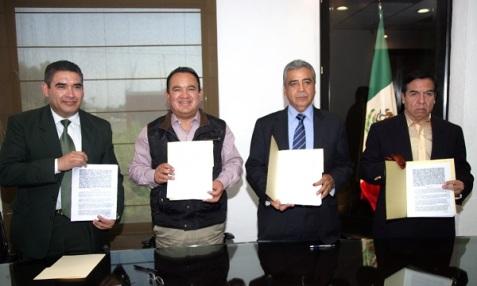 Acuerdo que se efectuó el 1 de agosto. Foto: CSE
