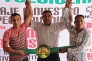 El guerrerense Zacarías Medina se medirá con el tultitlense Ángel Hernández Rosales, actual campeón del estado de México. Foto: C. S.