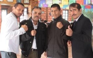 Antes de la estelar, se presentarán las preliminares con boxeadores locales