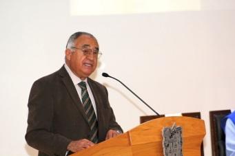 Marco Antonio Alfaro Morales, presidente de la FUL celebró la participación de más de 12 mil niños en los 18 diferentes talleres