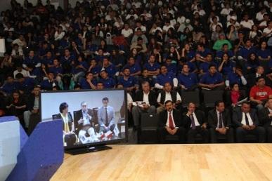 Hasta antes de la represión del 68, Díaz Ordaz no llevaba un mal gobierno, sólo se aneció con decir 'no' a las demandas estudiantiles: Avilés Fabila.