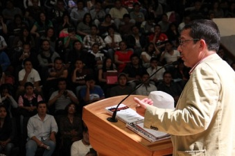 Villamil llama al gobierno federal a contrarrestar y neutralizar las actividades de las organizaciones criminales en las redes sociales