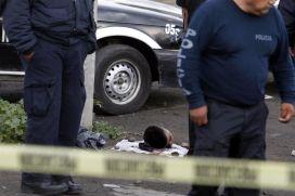 El cuerpo no había sido localizado. Foto: Tomada de Reforma
