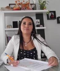 La tercer síndico de Ecatepec, Diana Méndez Aguilar. Foto: Archivo