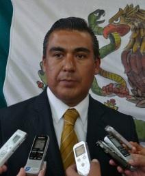 Diputado Octavio Martínez Vargas. Foto: CSOMV