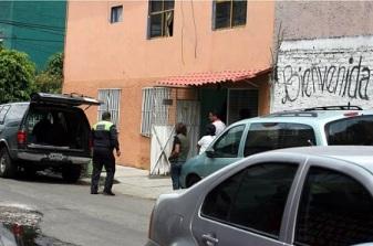 Los hechos se registraron a las 11:00 horas cuando varios sujetos ingresaron a la vivienda del agente marcada con el número 28 de la Calle Cuatro de la colonia Jardines de Santa Clara. Foto: Tomada de Reforma