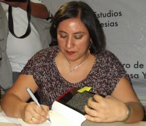 Doctora e investigadora, Irma Eréndira Sandoval