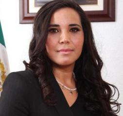 Diana Méndez Aguilar, síndico municipal de Ecatepec, señaló que más del 50 por ciento de la población está en riesgo de sufrir una violación, ser asesinada y mutilada. Foto: Archivo