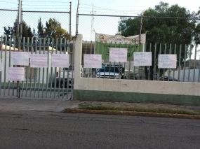 """Inmueble del ISEM en la colonia Estrella, """"cerrado"""". Foto: Especial"""