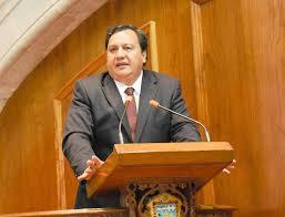 Diputado del Partido del Trabajo, Oscar González Yáñez. Foto: CSPT